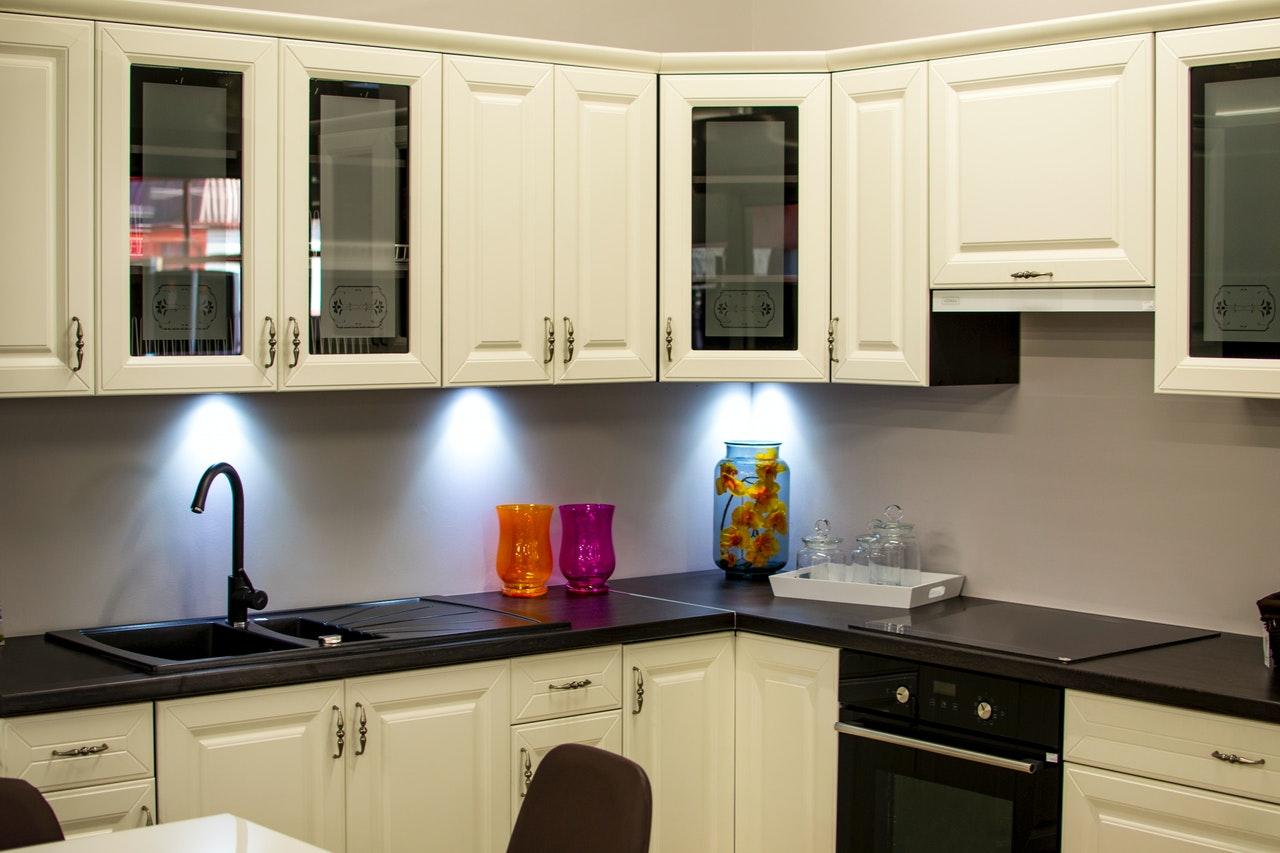 Beleuchtung in der Küche